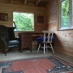 Garden studio and study