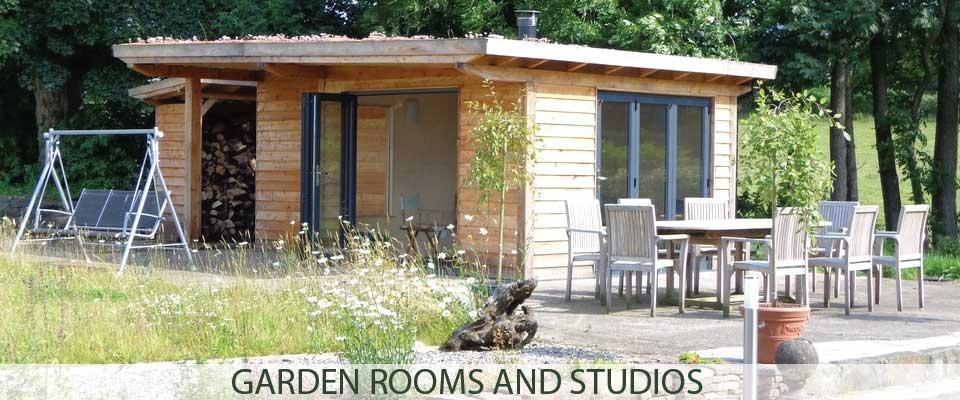Garden rooms and studios scotland graham sandals garden for Garden studio rooms